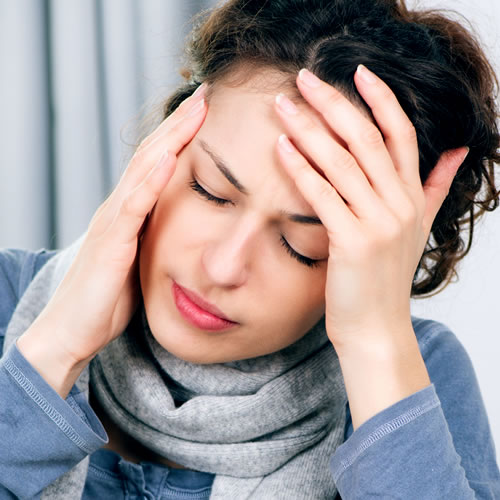 head and jaw pain